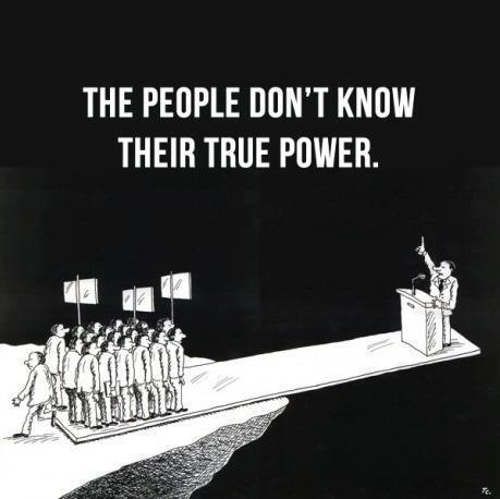 People power