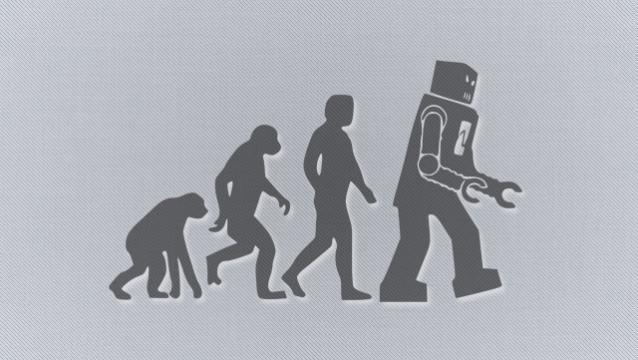 Evolution to the singularity