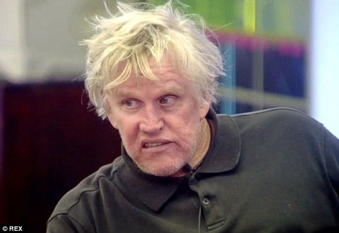 Busey worried