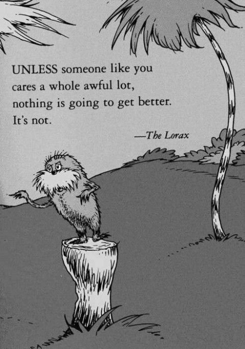 Care by the Lorax